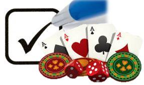 Licenties Casino's
