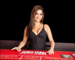 live casino meisje